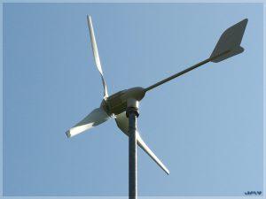 produire son électricité avec éolienne