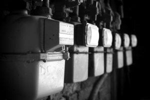 ouvrir un compteur d'électricité
