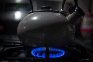 consommation gaz