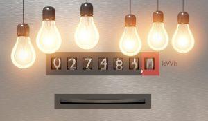 consommation électrique d'un foyer