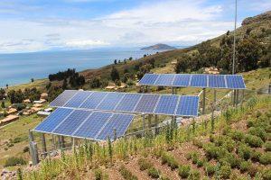 fournisseurs d'électricité solaire