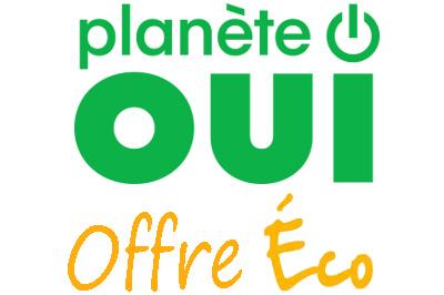 Offre Eco Planète OUI