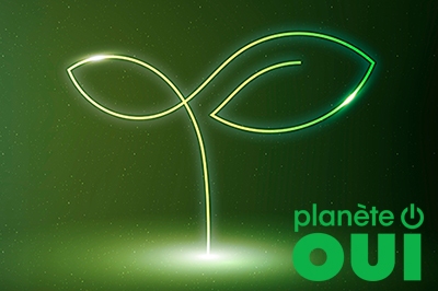 Planète OUI : acteur des énergies renouvelables plein d'ambitions