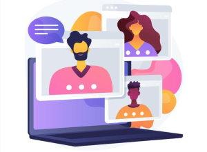 Service client digital