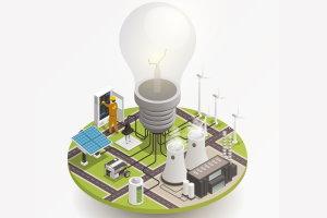 Fournisseur producteur énergie